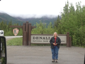 Denali Entrance