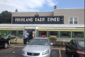 HighlandParkDiner Out